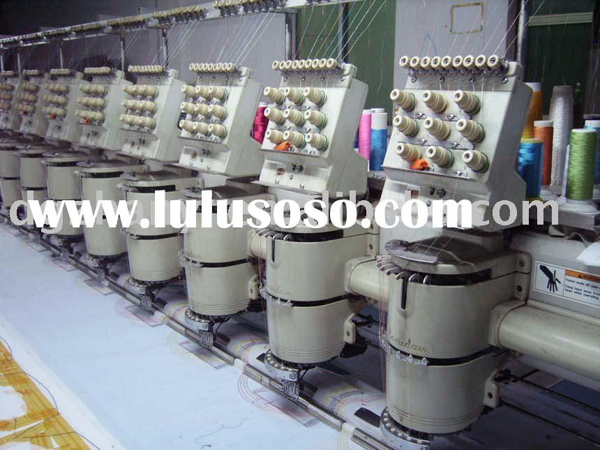 sell used embroidery machine