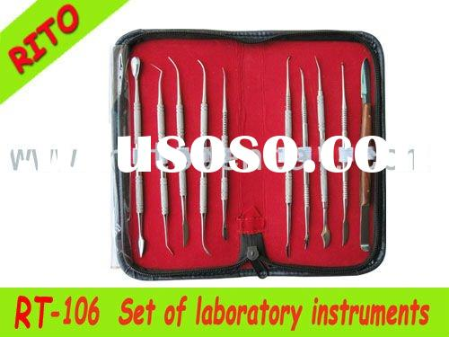 Set of Dental Laboratory Waxing Instruments RT-106-Dental Laboratory Tools