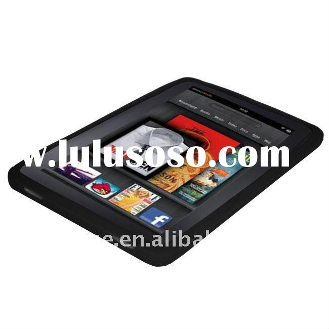 "Silicone Case Cover Skin for Amazon Kindle Fire 7"" Tablet"