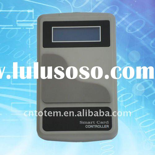 Smart card reader for game machine