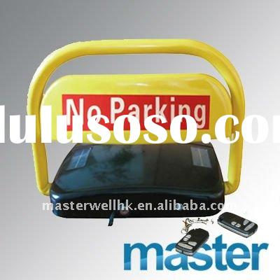 Solar Parking Lock/Remote Control Solar Car Parking Lock/ Solar Car Position Lock/solar powered park