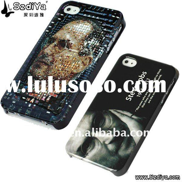 Souvenir:Memorial Steve Jobs Case for iPhone 4G