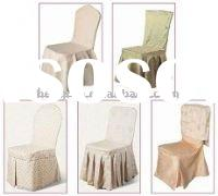 Spandex chair cover for wedding and decorative chair cover and elastic chair cover