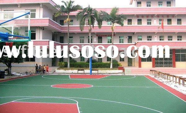 Sports Equipment,High School Basketball Court,Track And Field