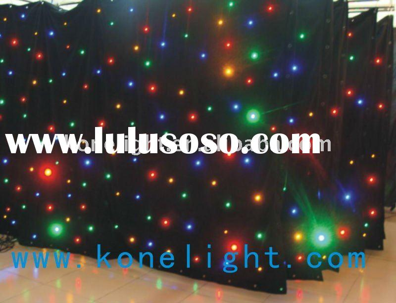 Stage light LED star curtain Ceiling light, Wall LED light