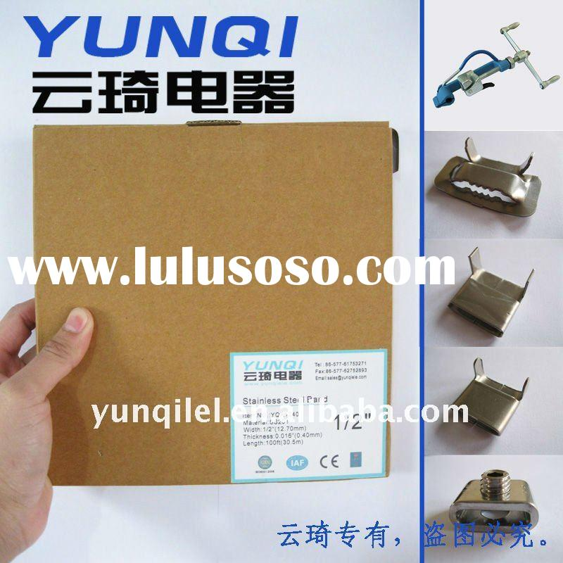 Stainless Steel Banding Strap,for Constructioin,Pallet&Cable Wrapping,Pole,Hose