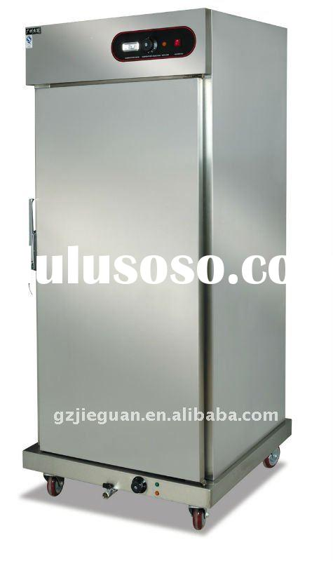 Stainless Steel Electric Food Warmer Cabinet - Restaurant Equipment