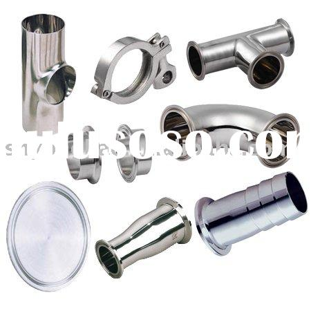 Stainless Steel Pipe Fittings , Sanitary Reducer