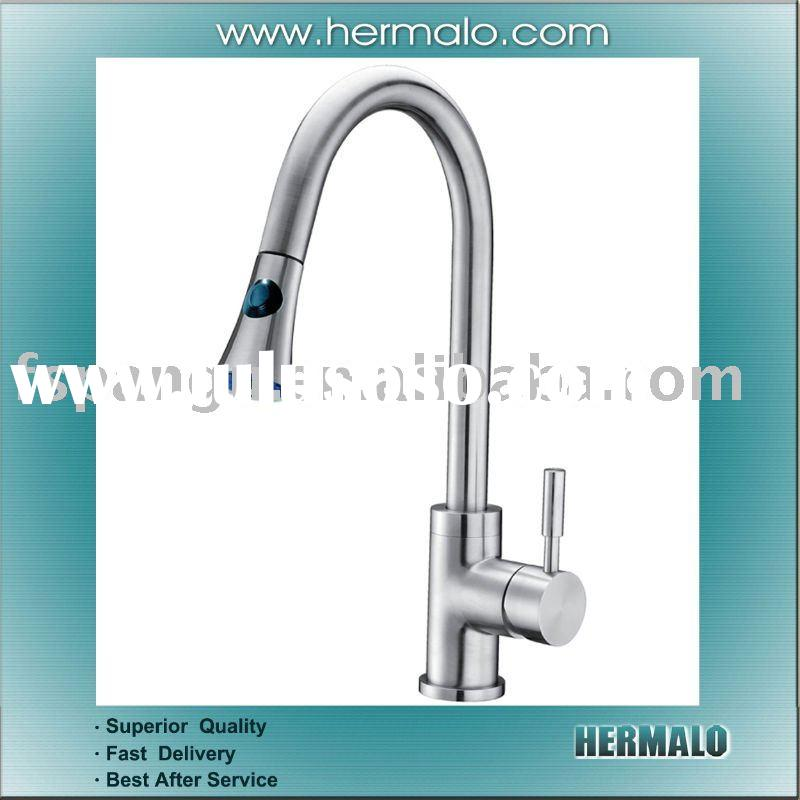 Stainless steel 304 kitchen faucet