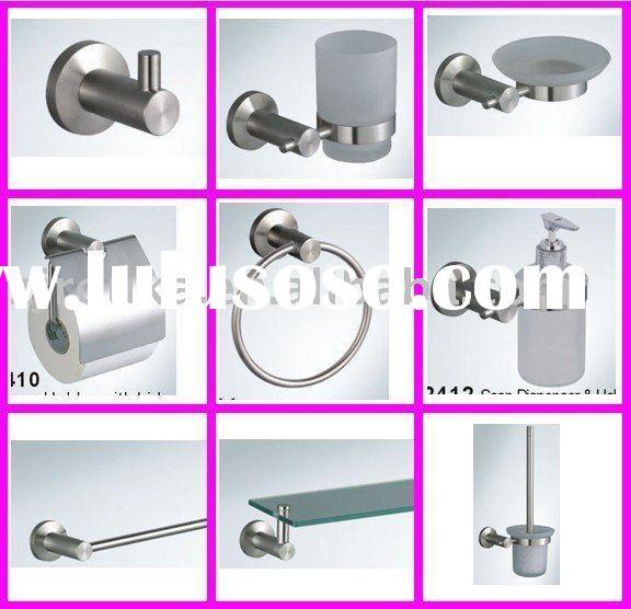 Stainless steel bathroom accessories 2400