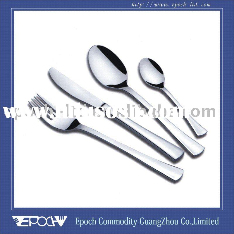 Stainless steel table cutlery set (TL90209)
