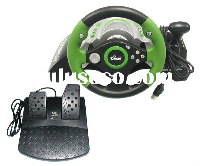 Stand Steering Wheel for Logitech & XBox 360 PS3 PC