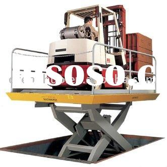 Stationary Hydraulic Scissor Lift Table/Dock Lift Platform