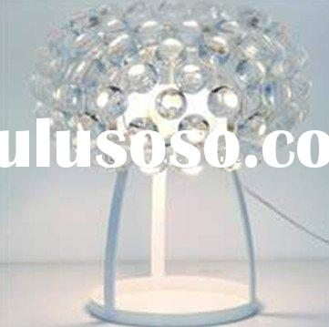 Study Table Lamp Modern Acrylic Table Light/Caboche Table Lamp