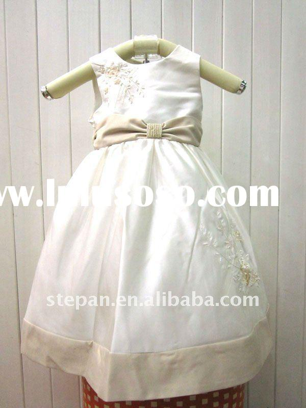 Super Fashion Summer Party Dress For Kids TZ88-2803