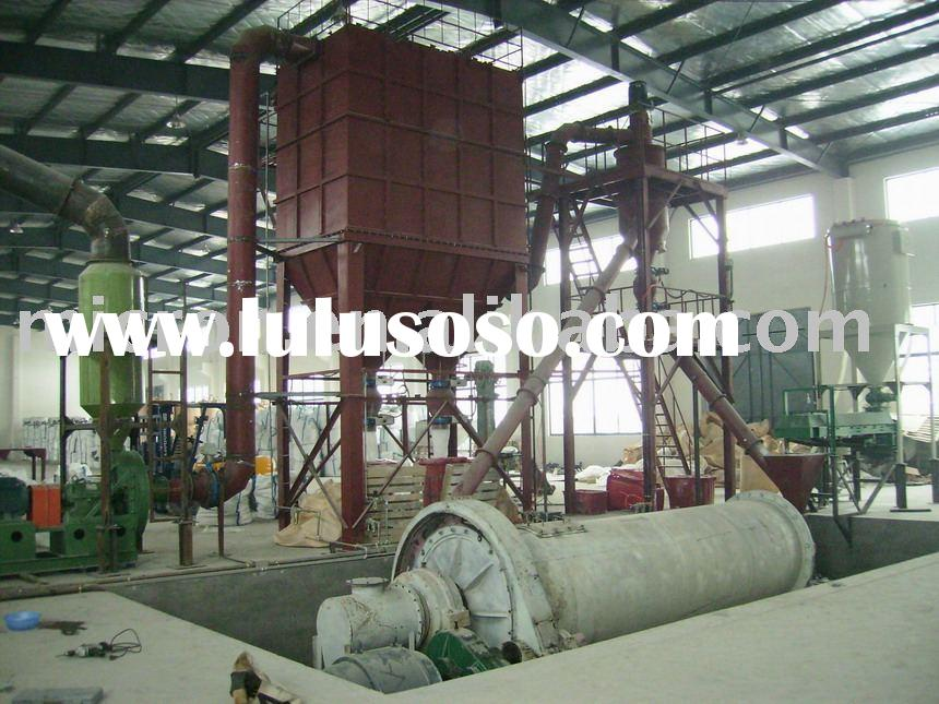 Superfine Powder Ball Mill Classifier Plant