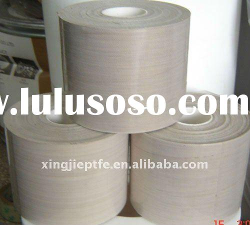 Supplier PTFE/Teflon Coated Fiberglass Cloth/Fabric/Conveyor Belt/0.40mm for Microwave Drying Equipm
