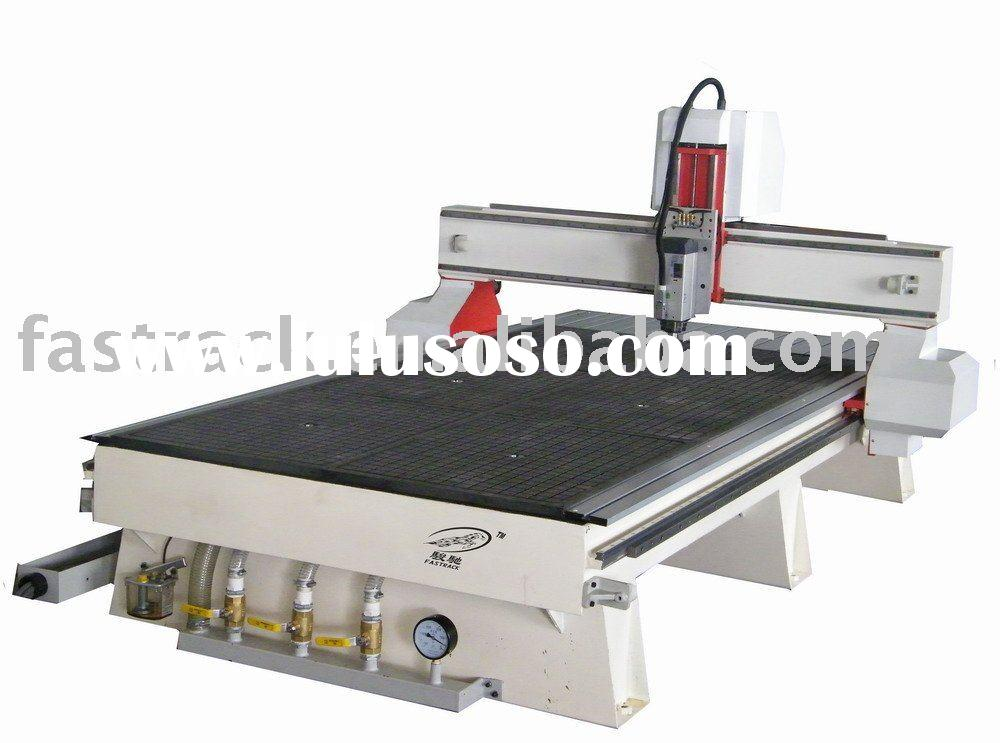 Supply Servo Drived CNC Router used woodworking machines