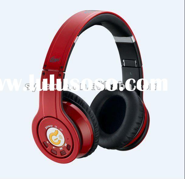 Syllable Studio headphone,wireless bluetooth headphone,DJ headset,3.5mm earphone over-ear headphone