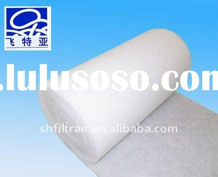 Synthetic Fiber Filter Media hepa filter roll