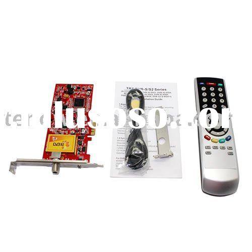 TBS 6921 PCI-E DVB-S2 TV Tuner Card, satellite internet access, data download