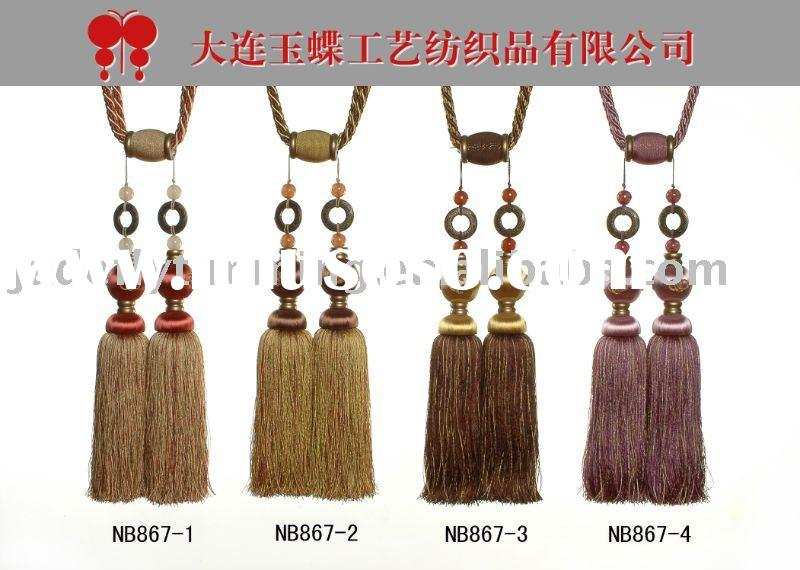 Tieback For Curtain Tieback For Curtain Manufacturers In