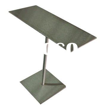 Table Top Shoe Display Shelf Rack / Metal Shoe Riser