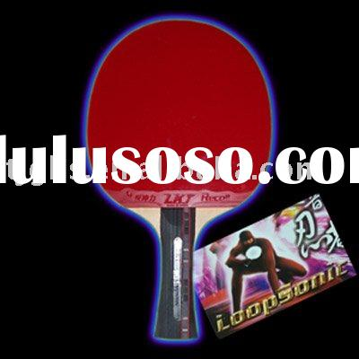 Table tennis bat, Racket: LKT Transformer LoopSonic