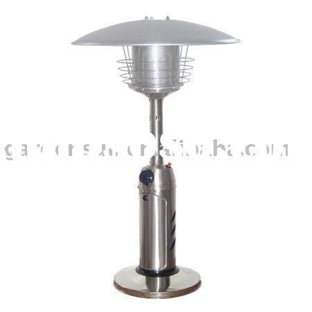 Table top stainless steel heater for US