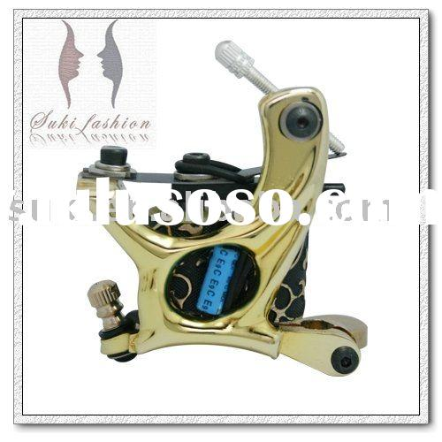 Tattoo, carbon steel tattoo machine, tattoo guns