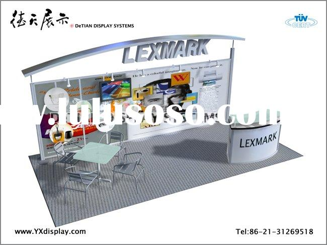 The latest design,exhibition booth,display stand,exhibition stall