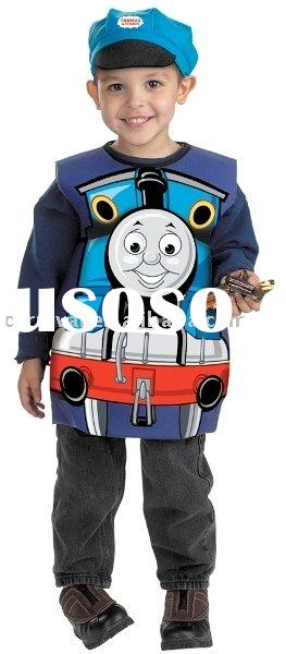 Thomas The Tank Engine Train mascot costumes(BSCC-0219)