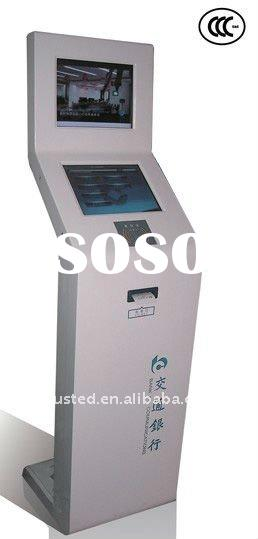 Ticket Printer Queue Management System Media Machine EMV1000