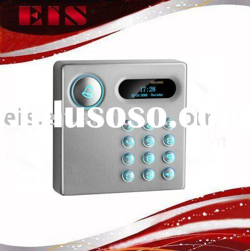 Time card access control system