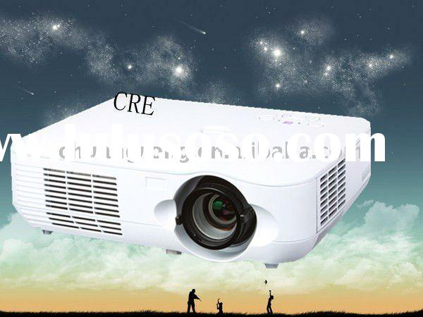 Top Rank Home Theater Real Full HD 1080P 3D LED Projector