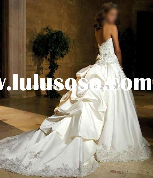 Top Sales Unique Bride Ball Gown Wedding Dresses 2008
