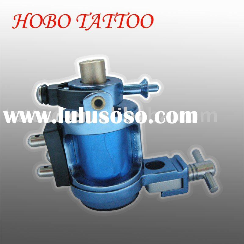 Top rotary tattoo machine