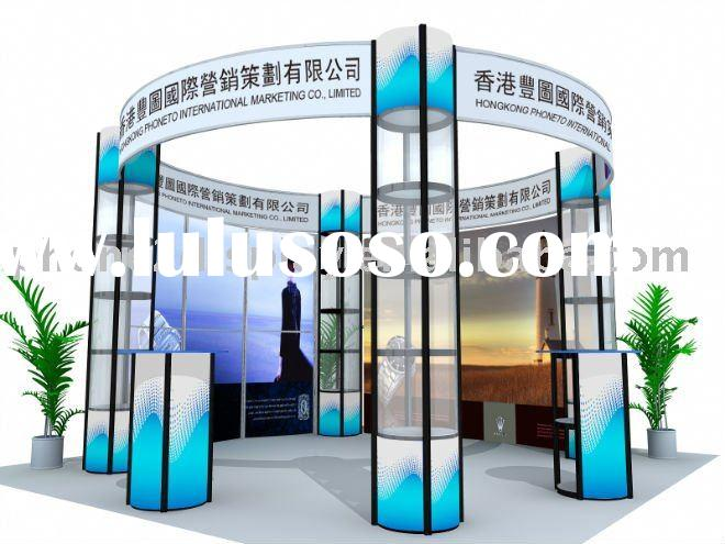 Portable Exhibition Booth Sia : Portable booth manufacturers in lulusoso