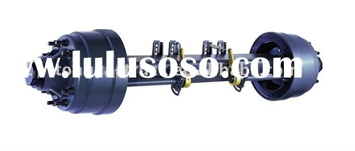 Trailer Axle, axle for trailer or truck tractor