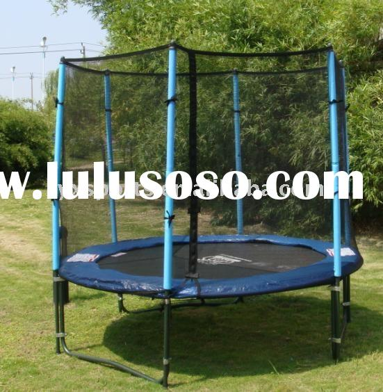 Trampoline With Safety Net 6 16ft, Trampoline With Safety