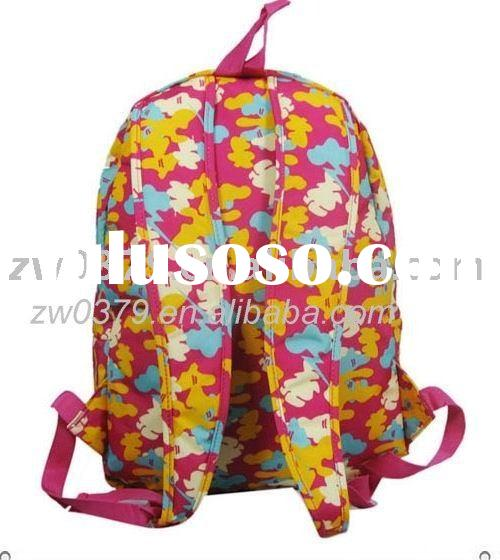 Trendy School College Bags Backpacks for Girls-CRB 21