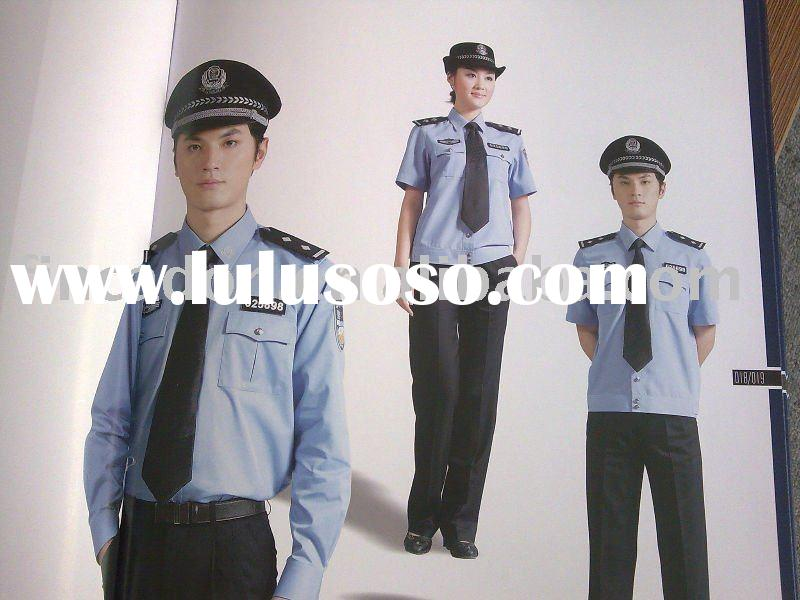 UNIFORM / UNIFORMS / SECURITY UNIFORMS / ARMY UNIFORM / OFFICE UNIFORM / WORK WEAR / UNIFORMS / MILI