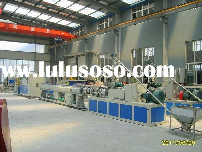 UPVC/CPVC/PVC Pipe Making Machinery
