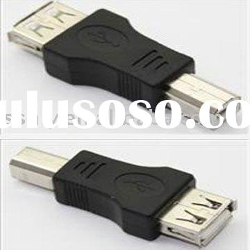 USB A Female to Type B Male Adapter Converter printer M