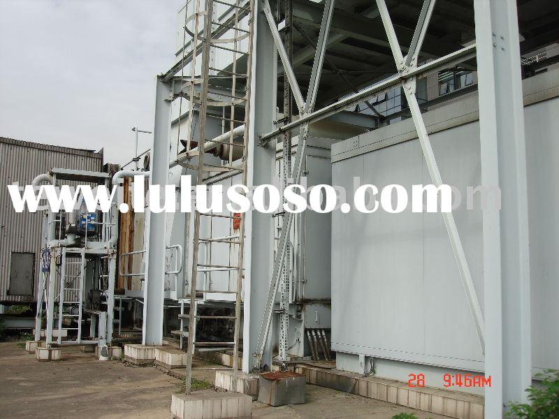 Used Siemens gas turbine