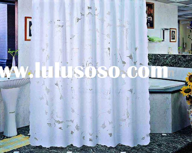 white lace shower curtains images