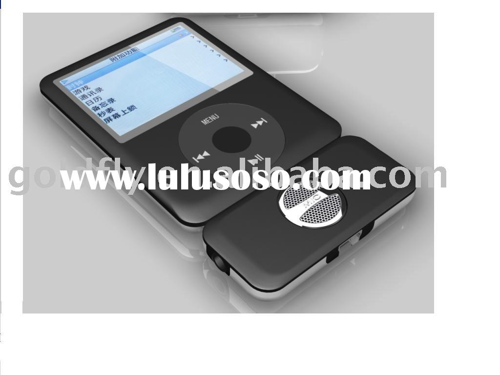 Voice and stereo music recorder for iPod (GF-ITK-90)