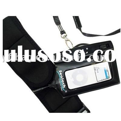 WATERPROOF MP3 CASE FOR MP3 PLAYER