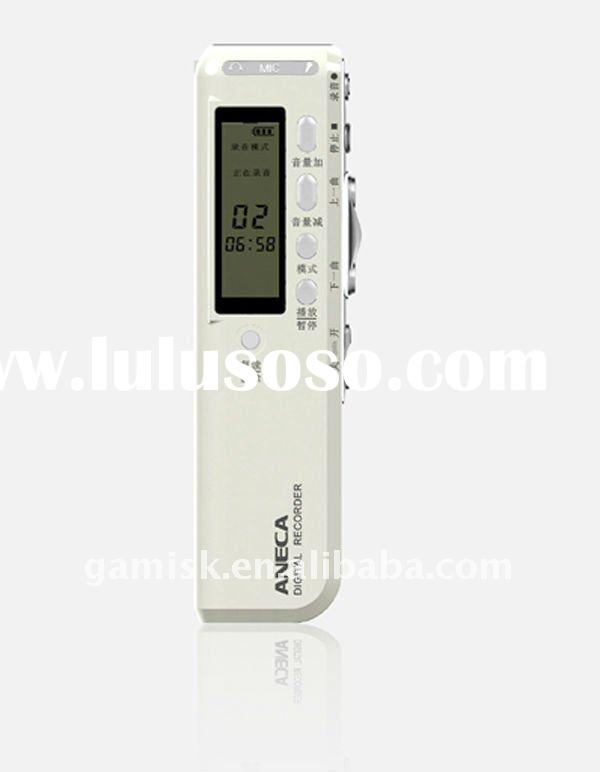 WHOLESALE 4GB DIGITAL VOICE RECORDER