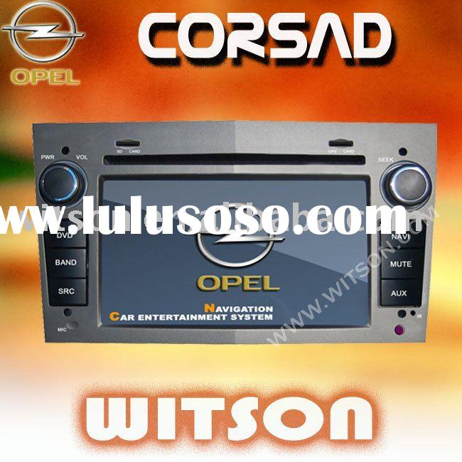 WITSON Special Car DVD Player With GPS For VOLKSWAGEN PASSAT B5/BORA/POLO/GULF 4 CAR DVD PLAYER GPS